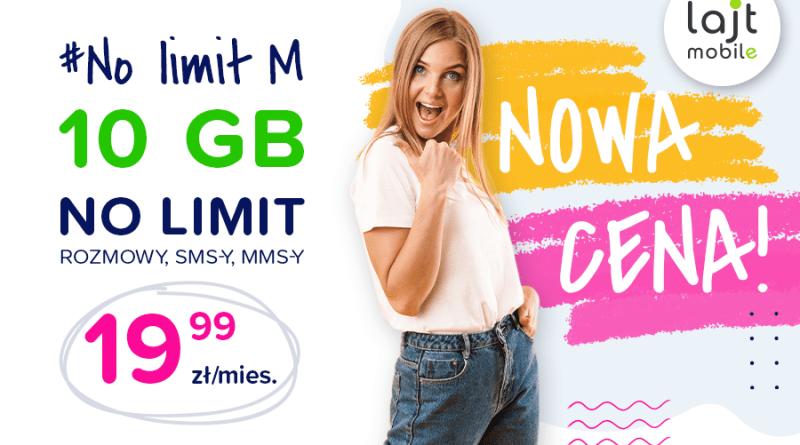 lajt mobile - No Limit M