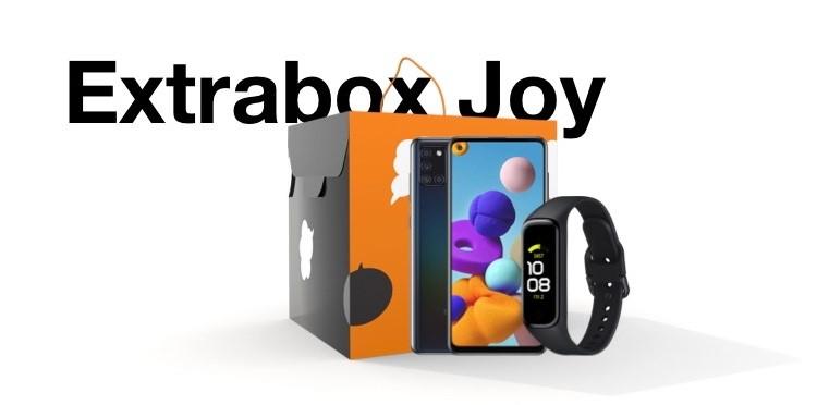 Orange Extrabox Joy