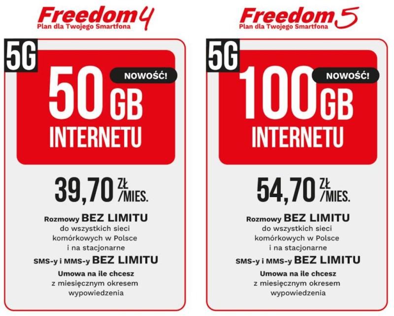 Freedom 5G
