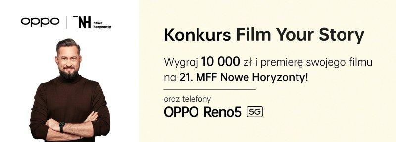 OPPO i Festiwal Nowe Horyzonty