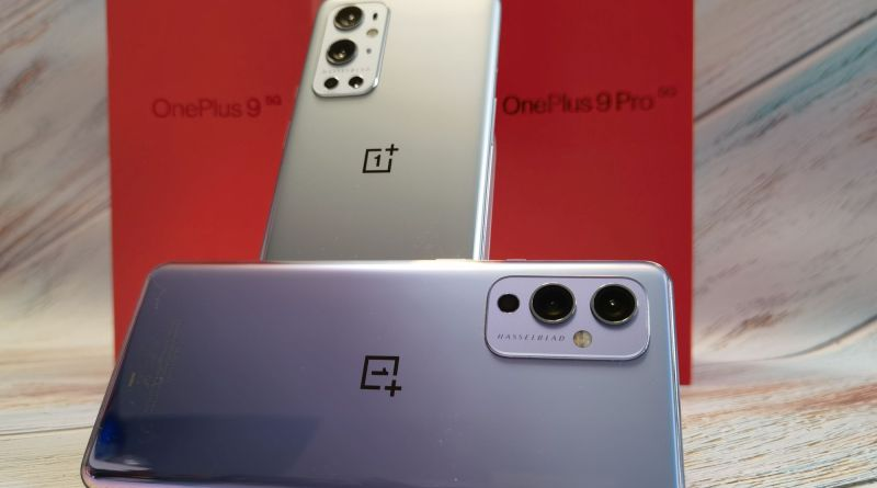 OnePlus 9 i OnePlus 9 Pro