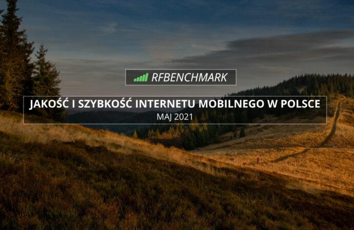 RFBenchmark maj 2021
