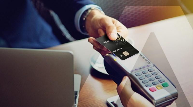 bezstykowa biometryczna karta płatnicza