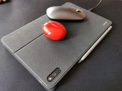 Smart Magnetic Keyboard i mysz bezprzewodowa BT Huawei