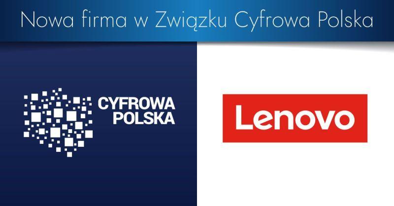 Lenovo - Związek Cyfrowa Polska