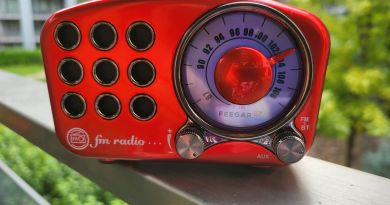 radio FM Feegar Retro