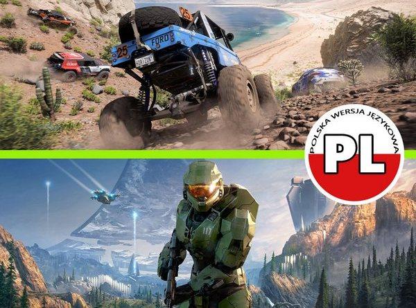 Forza Horizon 5 i Halo Infinite