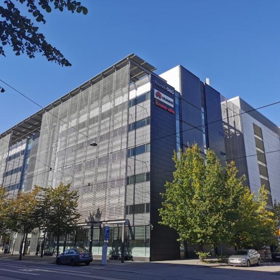 Huawei Fin²Sec -laboratorium innowacji