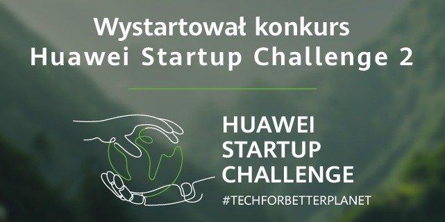 Huawei Startup Challenge