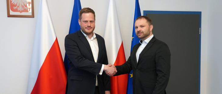 Przemysław Koch - szef COI