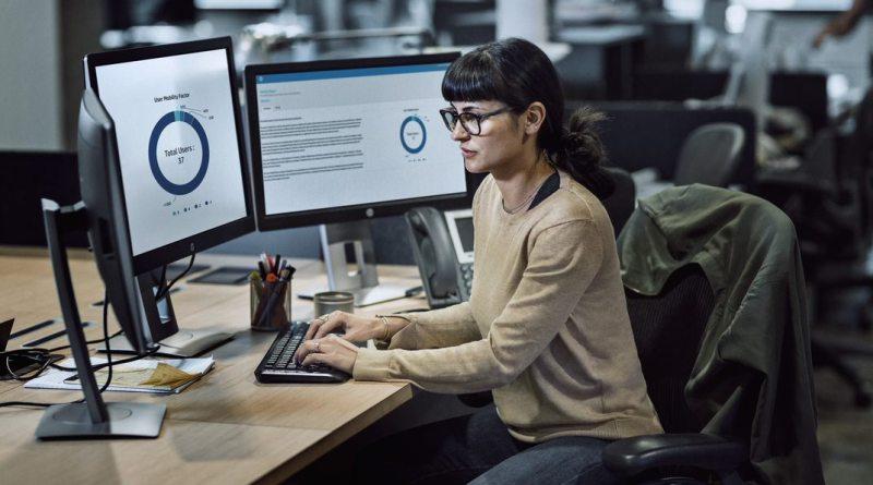 HP Wolf Security - cyberbezpieczeństwo