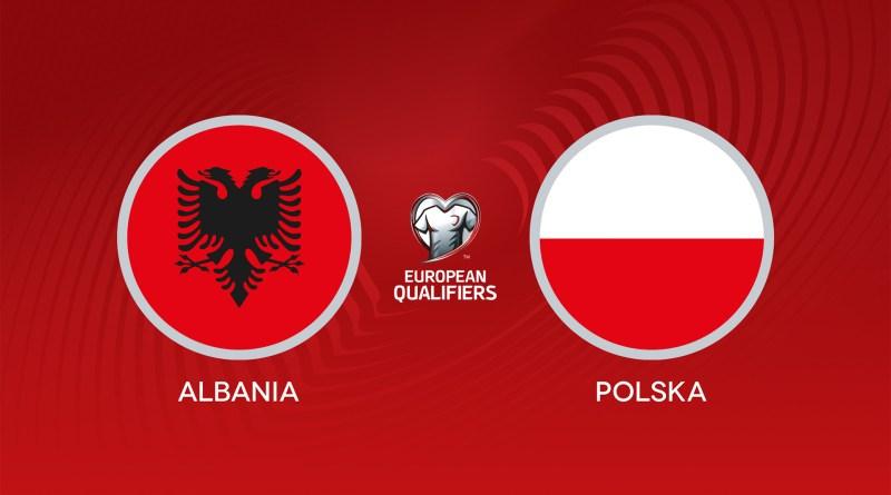 Albania - Polska / GB za gole
