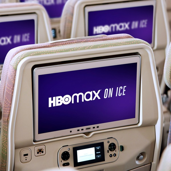 Emirates z HBO Max