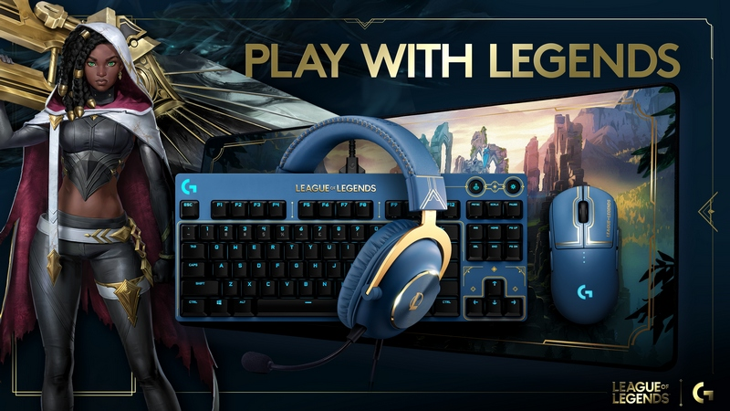 League of Legends - kolekcjonerskie akcesoria gamingowe
