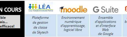 Léa, Moodle, G suite, Office 365. Laquelle choisir?