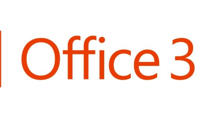 Accès à Office 365 pour les étudiants