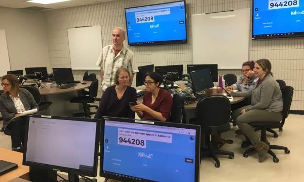Formation sur les outils de vote – Département de radiodiagnostic