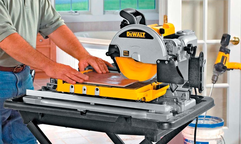 best manual and electric tile cutters