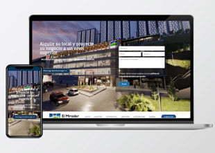 Miniatura web Mirador centro comercial pasto