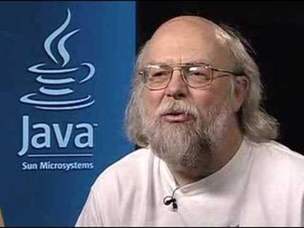"""""""جيمس جوسلينج"""" مؤسس لغة الجافا"""