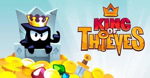 لعبة King of Thieves