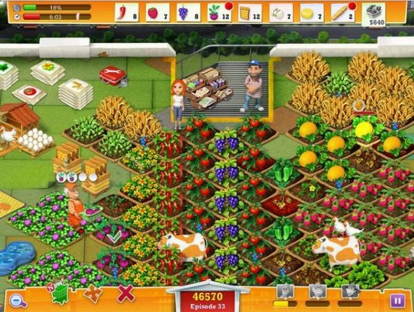 لعبة My Farm Life 2