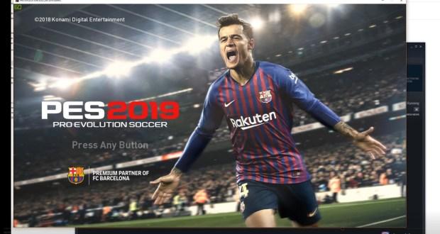 لعبة بيس 2019 ديمو للكمبيوتر