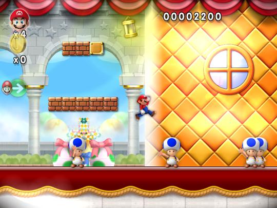 لعبة Super Mario 3