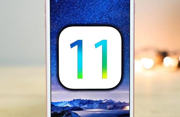 تثبيت iOS 11 BETA