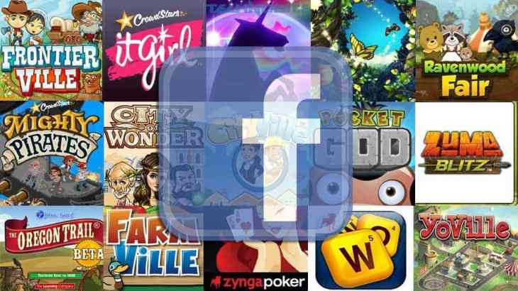 Top 10 Best Facebook Games