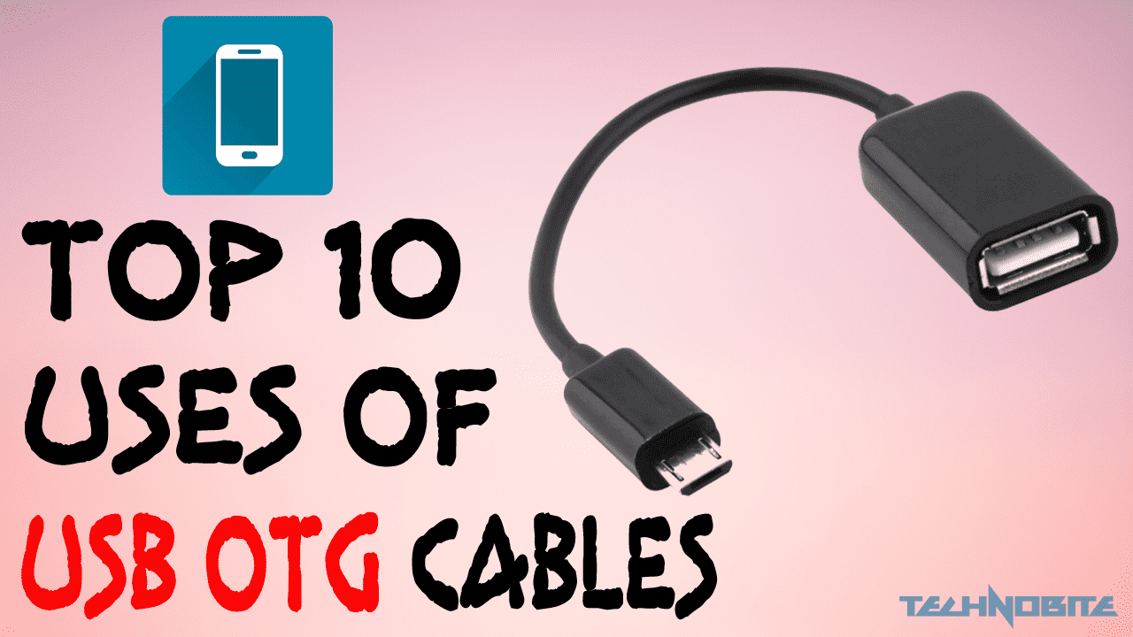 how to connect pen drive using otg cable