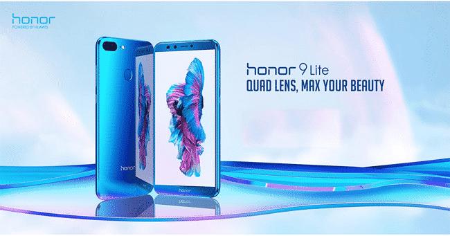 Budget Smartphone 2018 - Honor 9 Lite