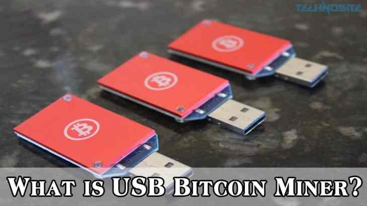 Everything You Want To Know About USB Miner