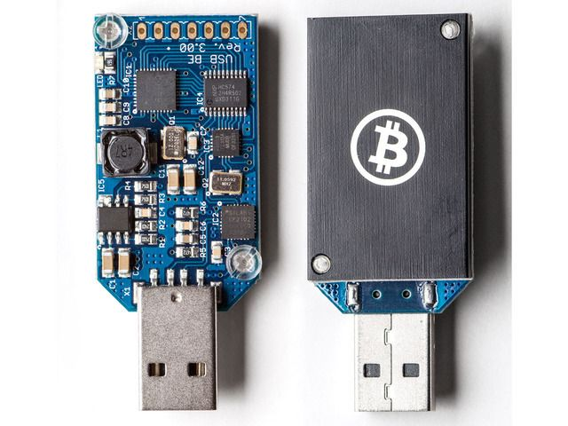 Usb Miner - Bitcoin Mining Using USB Flash Drive
