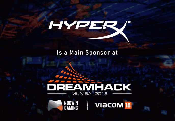 HyperX gear is the choice of pro gamers, tech enthusiasts, and overclockers worldwide