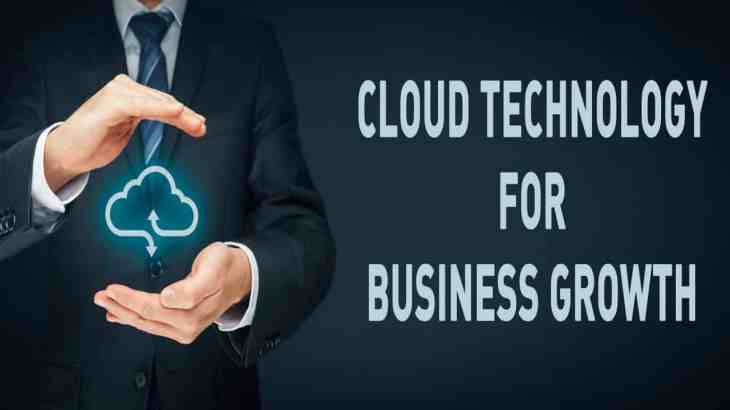 Cloud Technology - Business Growth
