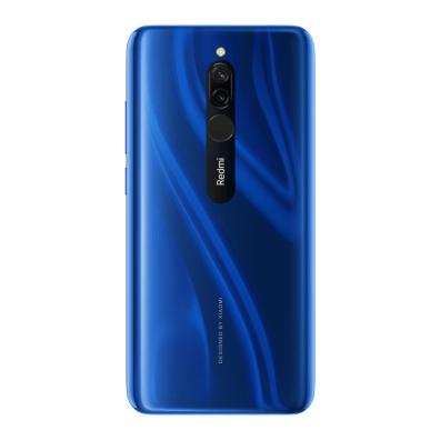 Redmi 8_rear_Sapphire Blue