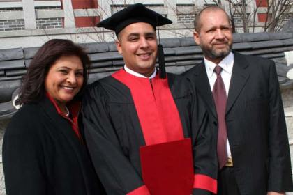 Parents, students and alumni story