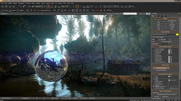 CryEngine Interface