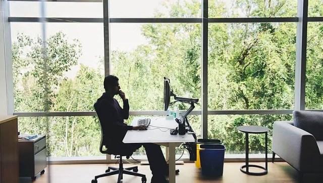 sundar pichai office