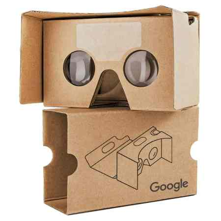 google cardboard 2 virtual reality product headset tutorial