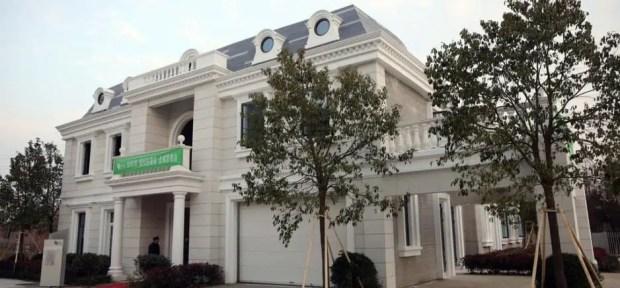 3d printed villa
