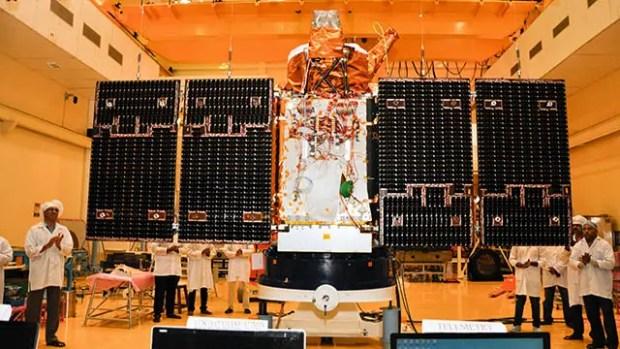 Cartosat 2D ISRO PSLV-C37 payload