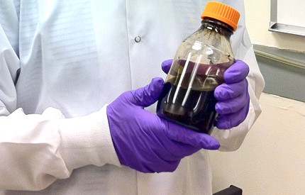 ferrofluid used in medicine