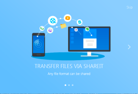 open shareit