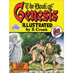 r crumb illustrated genesis