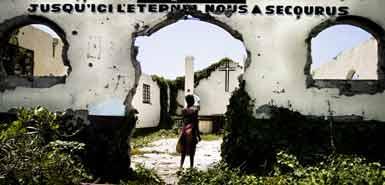 haiti church