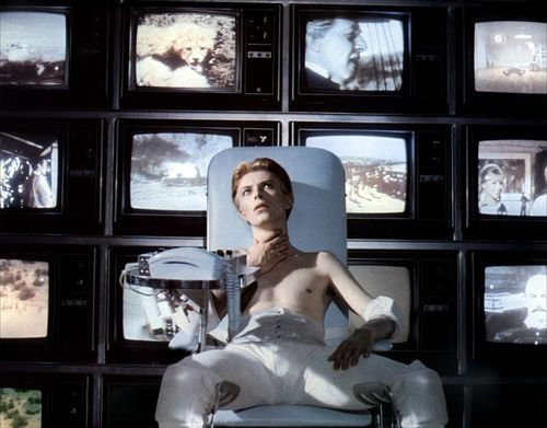 David Bowie & Watchmen
