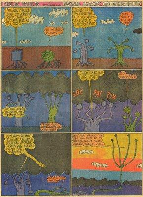Alejandro Jodorowsky's Fabulas Panicas