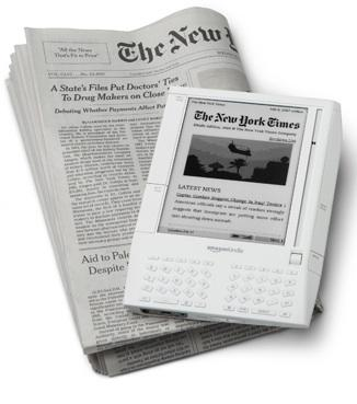 New York Times Kindle
